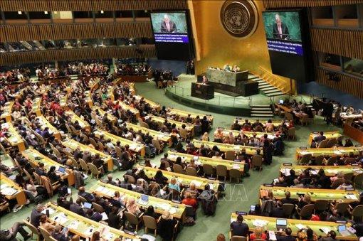 Việt Nam tham gia tổ chức sự kiện về đóng góp của phụ nữ tại Liên hợp quốc