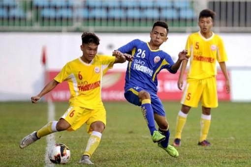 U19 Quốc gia 2019: U19 Hà Nội thắng U19 SHB Đà Nẵng tiến thẳng vào chung kết
