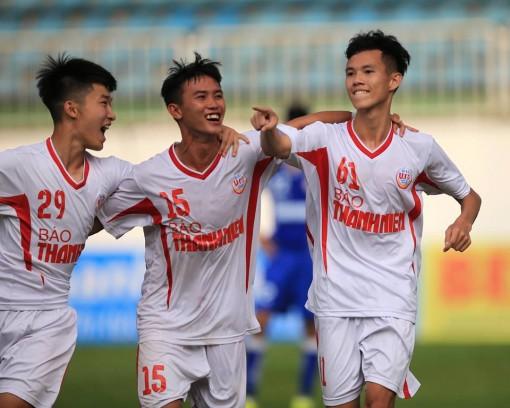U19 Quốc gia 2019: U19 HAGL thắng  U19 SLNA thuyết phục 2-0