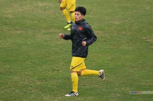 Đình Trọng còn khả năng đá VL U23 châu Á, Tiến Linh phải chờ