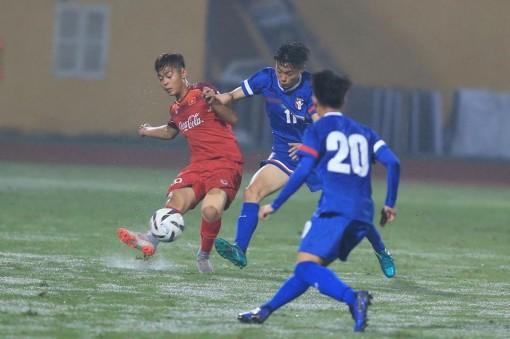 Tuyển U23 Việt Nam thắng  tuyển Đài Loan 6-1