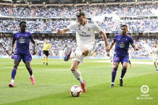 Vòng 28 La Liga: Đánh bại Celta Vigo, Real tặng quà cho Zidane ngày trở lại