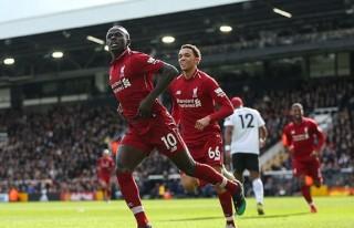Liverpool thắng nhọc nhằn Fulham