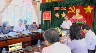 Công bố quyết định chuẩn y Phó bí thư Tỉnh ủy Đồng Nai
