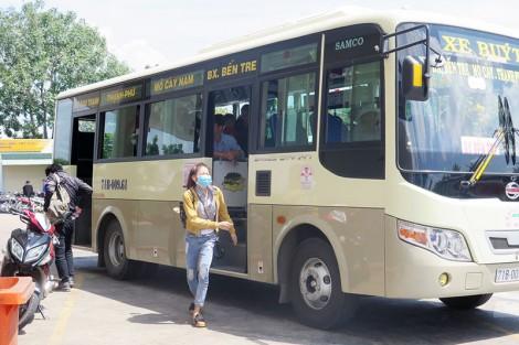 Thay mới xe buýt hết niên hạn sử dụng