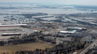 Miền Trung Tây nước Mỹ chống chọi với lũ lụt lịch sử