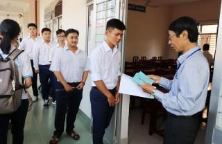 Kết quả kỳ thi học sinh giỏi cấp tỉnh năm học 2018-2019
