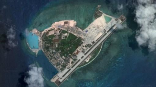Trung Quốc lên kế hoạch xây dựng phi pháp căn cứ ở Hoàng Sa