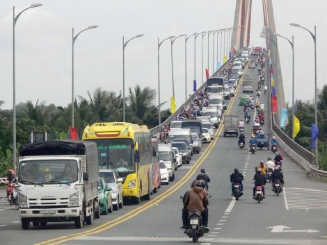 Xin chủ trương sớm đầu tư xây dựng cầu Rạch Miễu 2
