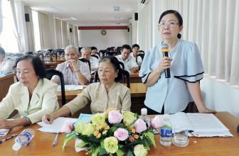 Hội thảo góp ý lịch sử Mặt trận Dân tộc thống nhất Việt Nam