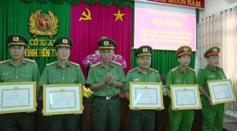 Đảng ủy Công an tỉnh triển khai công tác tổ chức xây dựng Đảng và công tác kiểm tra, giám sát năm 2019