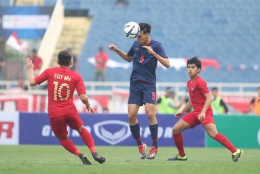 Vòng loại U23 châu Á 2020: U23 Thái Lan thắng U23 Indonesia 4-0