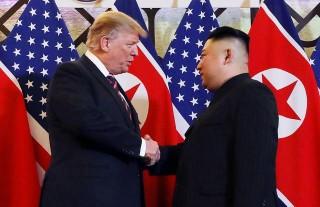 Tổng thống Mỹ Donald Trump ra lệnh rút lại quyết định trừng phạt bổ sung Triều Tiên