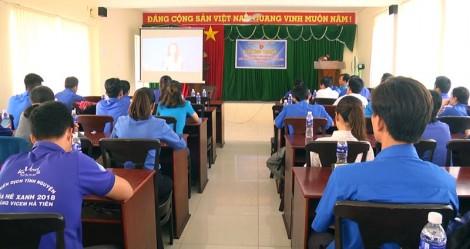 Thanh niên Chợ Lách đối thoại trực tuyến với Bí thư thứ nhất Trung ương Đoàn