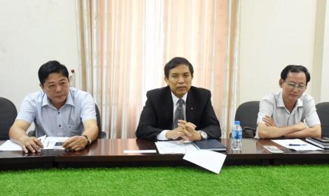 Kiểm tra tiến độ triển khai dự án Quản lý nguồn nước Bến Tre