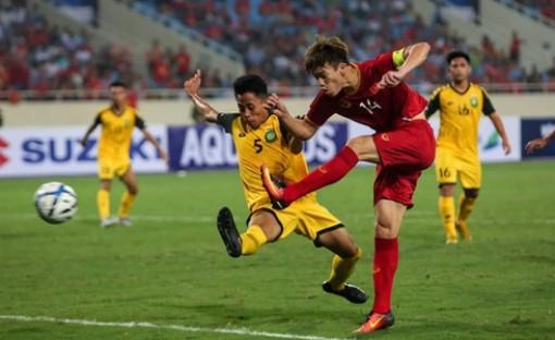 Vòng loại U23 châu Á 2020: U23 Việt Nam Thắng thuyết phục U23 Brunei 6-0