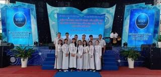 6 dự án đạt giải Cuộc thi Khoa học kỹ thuật cấp quốc gia
