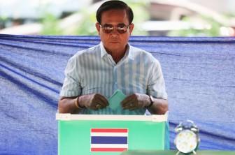 Gần 50 triệu cử tri Thái Lan đi bỏ phiếu