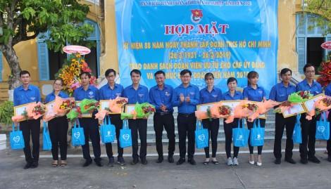 Nhiều hoạt động kỷ niệm Ngày thành lập Đoàn TNCS Hồ Chí Minh