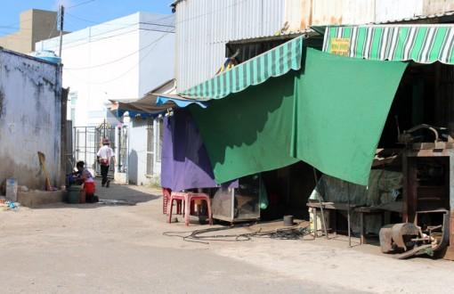 Xung quanh vụ chiếm đất công ở xã An Thủy