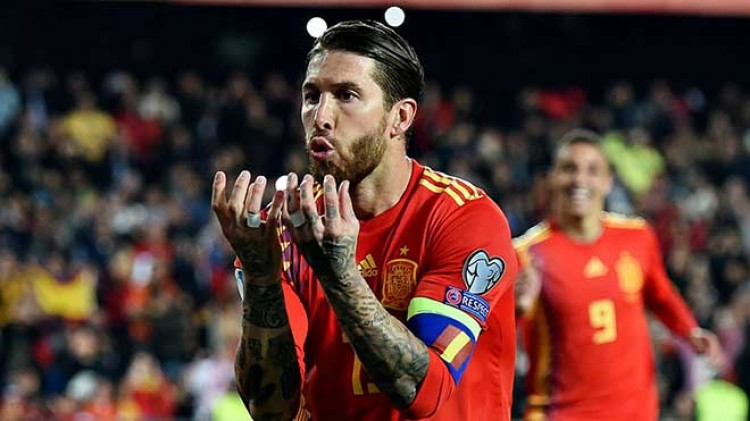 Vòng loại Euro 2020: Đội tuyển Tây Ban Nha thắng đội tuyển Na Uy 2-1