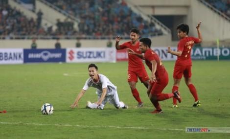 Báo Indonesia: U23 Indonesia đã thi đấu thô bạo quá mực cần thiết
