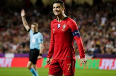 Bảng B vòng loại EURO 2020: Đội tuyển Serbia cầm chân chủ nhà Bồ Đào Nha 1-1