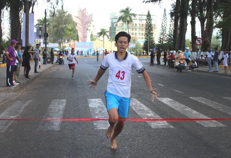 Những gương mặt tài năng tại Giải Việt dã truyền thống Báo Đồng Khởi năm 2019