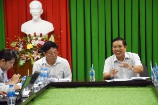 Ý kiến thảo luận xây dựng tầm nhìn chiến lược phát triển tỉnh