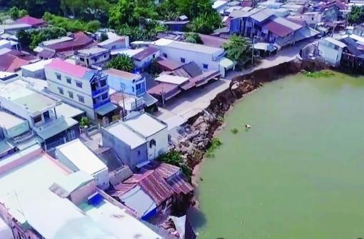 Nghiên cứu, thực hiện các biện pháp hạn chế sụt lún đất ở đồng bằng sông Cửu Long