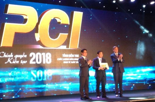 Bến Tre xếp hạng 4 chỉ số năng lực cạnh tranh cấp tỉnh năm 2018
