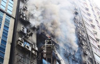 19 người chết trong vụ hỏa hoạn ở Bangladesh