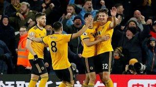 Vòng 33 Ngoại hạng Anh:  Man United ngậm ngùi thất bại trước Wolverhampton