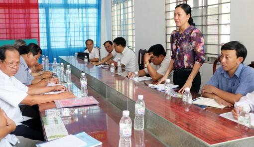 Giám sát thực hiện chính sách hỗ trợ tổ hợp tác