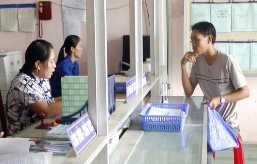 Bình Đại nâng cao chất lượng cung cấp dịch vụ công