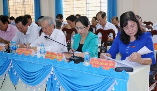 Huyện ủy Mỏ Cày Bắc sơ kết quý I-2019