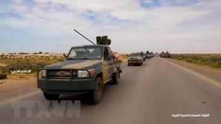 Mỹ rút một số quân khỏi Libya giữa lúc bạo loạn