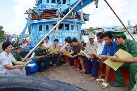 Quản lý và bảo vệ chủ quyền biển, đảo Việt Nam trong tình hình mới