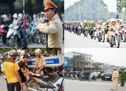 Thủ tướng Chính phủ yêu cầu đảm bảo trật tự an toàn giao thông dịp Lễ 30-4 và 1-5