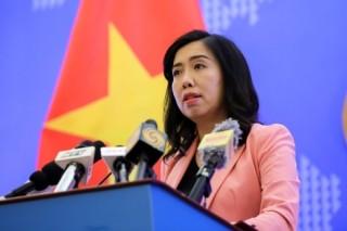 Việt Nam xác minh thông tin hoạt động của giàn khoan Dongfang 13-2
