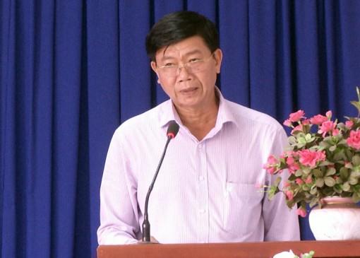 Thạnh Phú triển khai kế hoạch phòng chống dịch bệnh