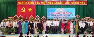 Ba Tri tổ chức Đại hội đại biểu MTTQ Việt Nam huyện lần thứ X