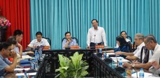 Thông qua Đề cương Tầm nhìn chiến lược phát triển tỉnh Bến Tre