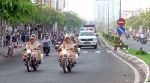 Ra quân cao điểm đảm bảo an ninh trật tự dịp lễ 30-4 và 1-5