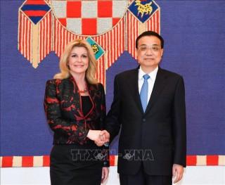 Hội nghị thượng đỉnh lãnh đạo Trung - Đông Âu và Trung Quốc lần thứ 8