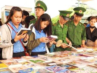 Đặc sắc các hoạt động Ngày Sách Việt Nam