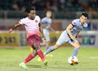 Sài Gòn suýt đứt mạch bất bại trước Quảng Nam FC