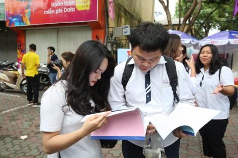 Tổng chỉ tiêu tuyển sinh đại học năm 2019 là 483.562