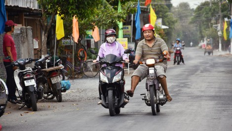 Tăng cường tuyên truyền về an toàn giao thông