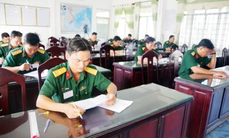Hội thi Thủ kho quân khí giỏi năm 2019